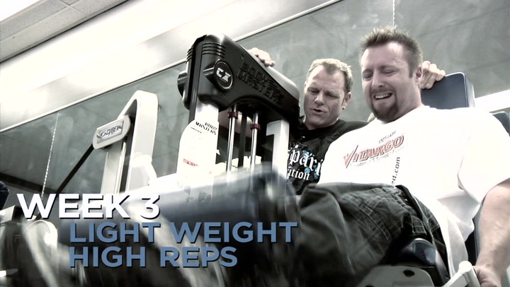 Day 24 | Shoulder Workout: 12-Week Hardcore Daily Video Trainer With Kris Gethin