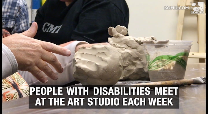 Access Arts is making art more accessible for people with special needs