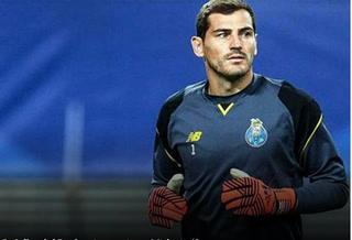 A Iker Casillas lo mandan a la banca por el uso del celular y falta de actitud