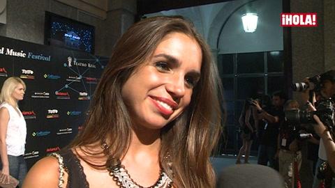 Elena Furiase, tras las polémicas declaraciones de Pablo Durán: \'Mi madre está bien\'