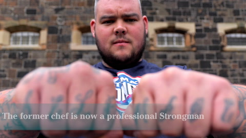 Twelve compete for Ireland Strongest man title at Belfast Titanic