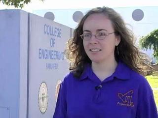 FSU Engineering Student Named Udall Scholar