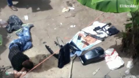 Capturan a un supuesto integrante de la Pandilla 18 en posesión de una arma de uso prohibido
