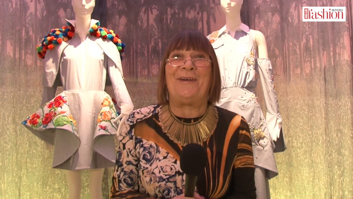 HFM\'s Hilary Alexander tells us what we can expect from LFW.mov