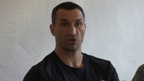 Tyson Fury 'sounded like Hitler' with views on Jewish faith, says Wladimir Klitschko
