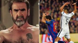 Así arremetió Eric Cantona al Barcelona luego de la histórica remontada