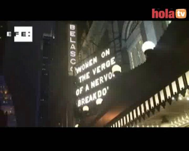Pedro Almodóvar prueba suerte en Broadway: \'Madrid y el espíritu de mis personajes están muy presentes\'