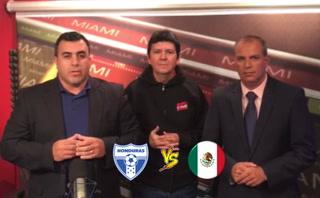 El pronóstico del plantel de ESPN sobre el Honduras vs México
