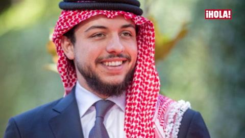 Hussein de Jordania, un príncipe heredero atractivo, simpático y apasionado de las redes sociales