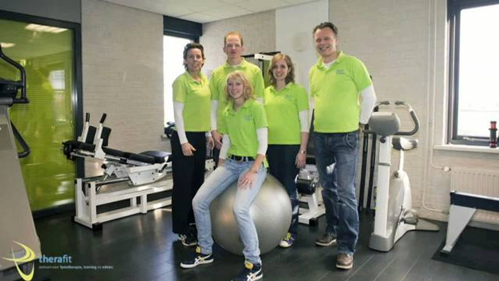 Fysiotherapie Centrum Therafit voor Training en Advies - Video tour