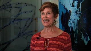 Studio artist Catharine Newell visits Master Craftsman Studio