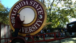 Florida State University's 2011 Homecoming Parade