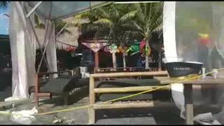 Descartan terrorismo en tiroteo en Playa del Carmen