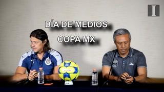 Almeyda y Hernández quieren la Copa MX
