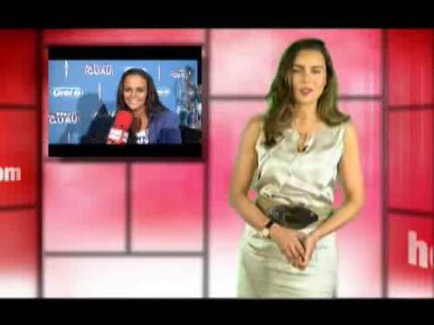 Hola News presentado por María Palacios