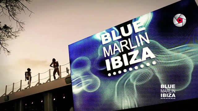 BLUE MARLIN CRUCIANA BRACELET
