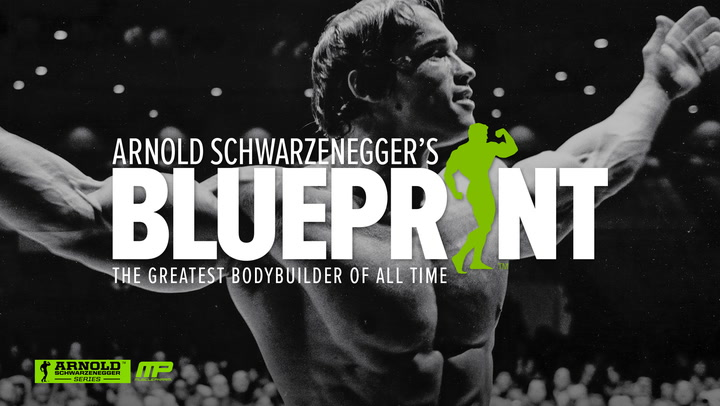 Arnold Schwarzenegger's Blueprint Training Program | Trailer