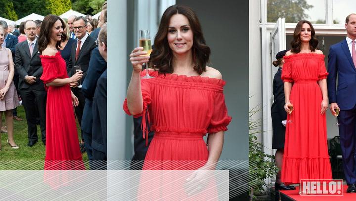 Kate\'s best Alexander McQueen looks