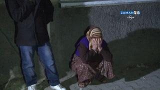 Boşanacağı eşinin evini basıp kurşun yağdırdı