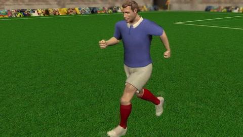 Lesiones de tobillos en los futbolistas