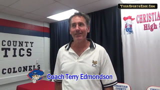 Edmondson Appointed Christian County Track Coach