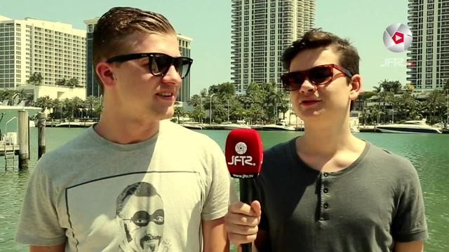 TV noise miami interview