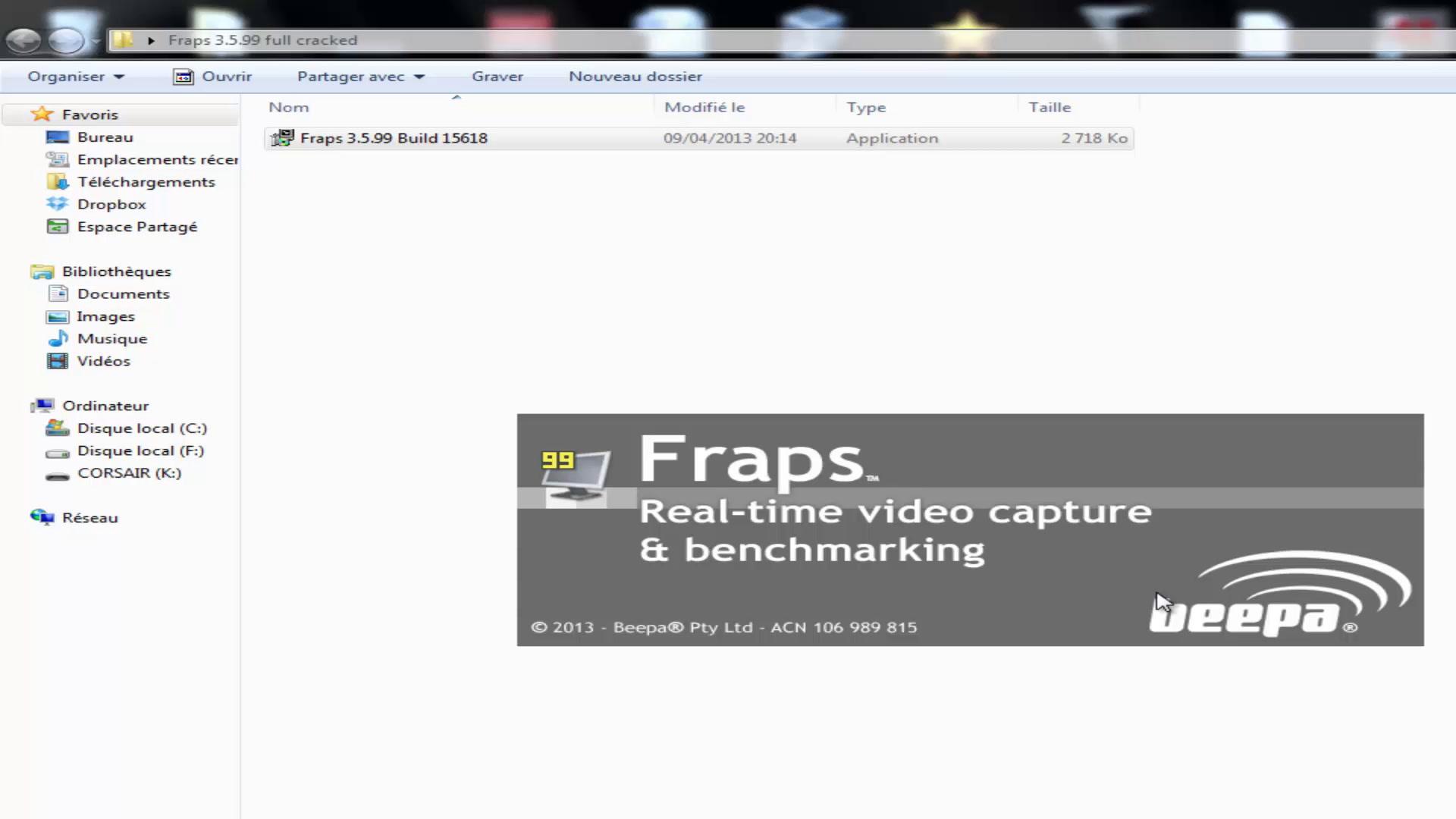 fraps registered version free download