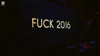 Fuck 2016 at Roologic's New Year's Eve