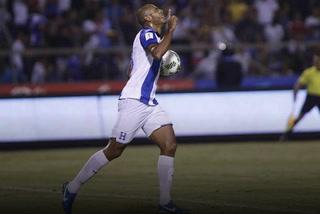 Eddie Hernández pierde gol que había anotado ante México en el Olímpico