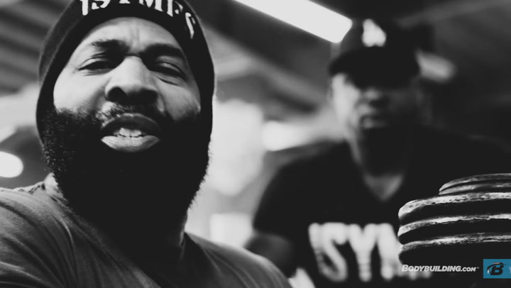 CT Fletcher's Armed Warfare Arm Workout