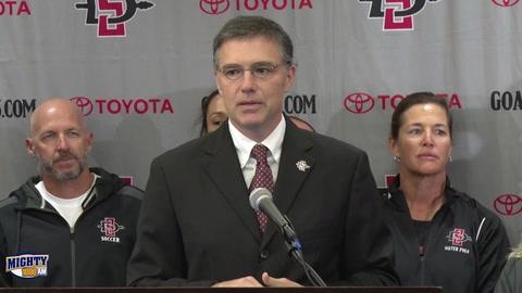SDSU names John David Wicker as new Athletics Director