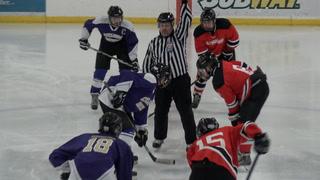 SHG vs. Glenwood Hockey