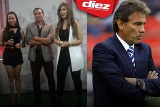 Rambo elige a Carlos de los Cobos como el indicado para dirigir a Honduras