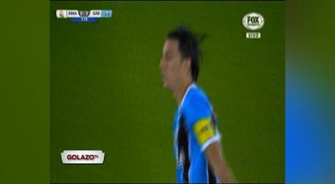 Entrada brutal a Cristiano Ronaldo (Mundial de Clubes)