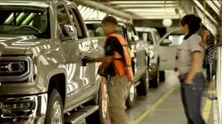 General Motors llevará a EU parte de su producción en México