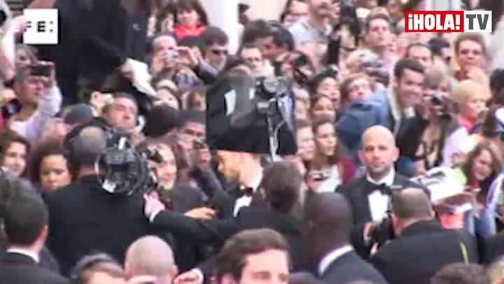 Justin Timberlake, el más solicitado de la alfombra roja de Cannes