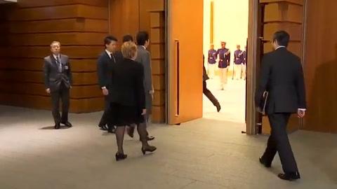 Bachelet de visita en Japón condena acciones de Corea del Norte