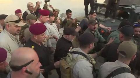 Primer ministro iraquí anuncia