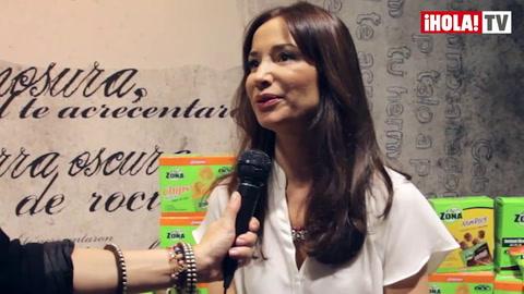 Cecilia Gómez: \'Estoy muy contenta e ilusionada con Jesús Carballo\'