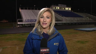 VIDEO: District Quarterfinals Game Of The Week