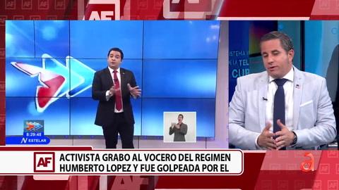 Las consecuencias de haber puesto al descubierto al vocero de la dictadura cubana, Humberto López