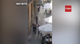 Las imágenes del atentado en Barcelona que conmocionan al mundo