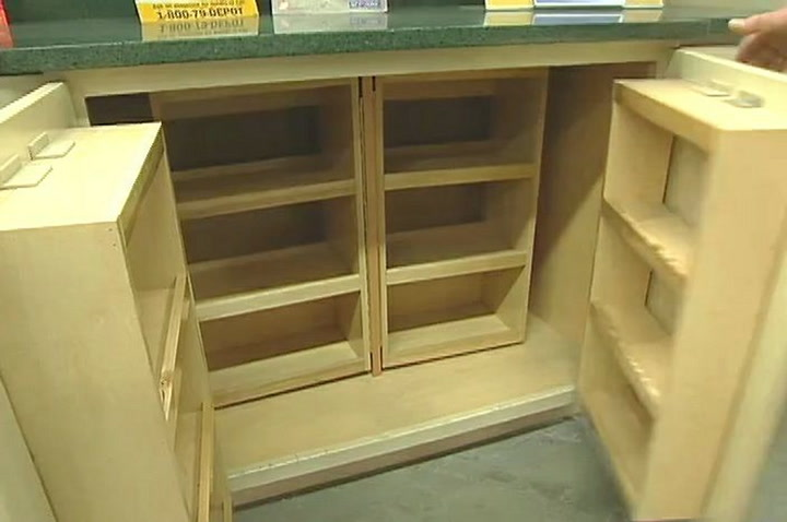 Popular Kitchen Cabinet Options And Accessories U2022 DIY Projects U0026 Videos