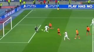 Con doblete y asistencia de Vinicius, Real Madrid propino paliza al Shakhtar y es líder en la Champions League