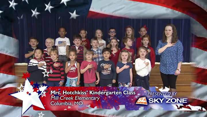 Mill Creek Elementary - Mrs. Hotchkiss - Kindergarten