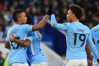 Manchester City está derrotando 1-0 al Leicester City por la Premier League