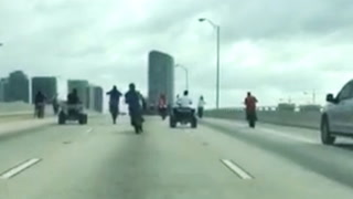 "Miami Beach Police Officer Tells Bikers To ""Crash and Die"""