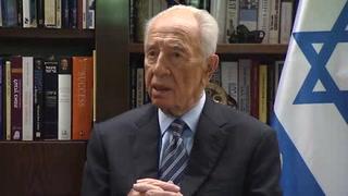 Muere el ex presidente israelí Shimon Peres