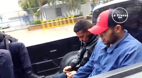 Capturan a siete hombres con dinero y armas en La Ceiba