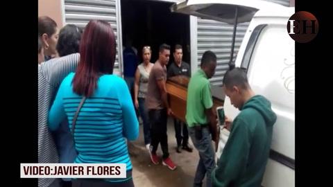 Retiran cuerpo de universitario asesinado en colonia Loarque de la capital de Honduras